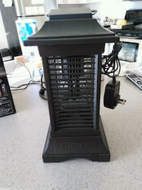 Stinger - cordless rechargable insect zapper