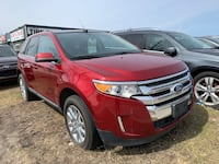 Ford-Edge Limited-2013 Toronto