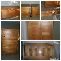 6pc Bedroom Set (Old Cannery) Puyallup