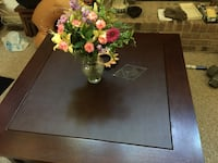 """Coffee Table with 4 Seats/Storage 42x42 22""""height  Yorktown, 23693"""