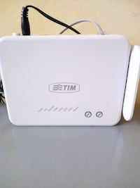 Tim router bianco