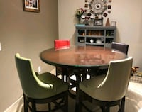 Table with for chairs Katy, 77494