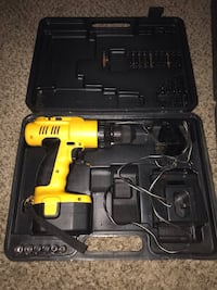 yellow and black cordless power drill Brooklyn, 21225