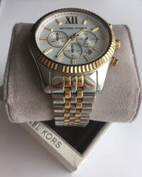 Michael kors lexington two tone Sandvika, 1336