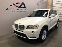 2013 BMW X3 White Sterling, 20166