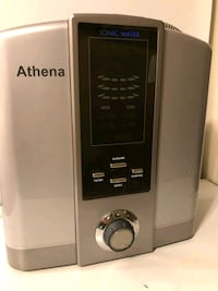 Athena Ionic Water Filtration System