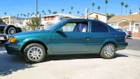 Toyota - Tercel CE 2Dr Coupe - 1997 Los Angeles, 90027