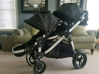 baby's black and gray jogging stroller Powder Springs, 30127