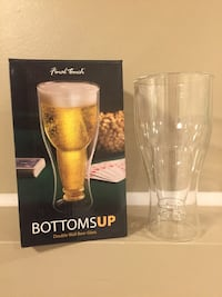 Bottoms Up Beer Glass Port Coquitlam, V3C 1P5