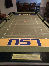 Custom LSU Pool Table Walker, 70785