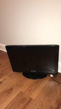Small dynex tv with DVD player inside