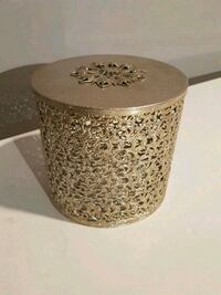 Antique candle Cover