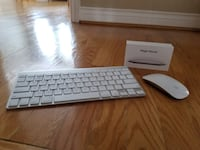 Apple Magic Keyboard and Apple Magic Mouse, Both in excellent condition! Bolton, L7E 1X2