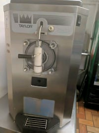 Taylor soft serve machine