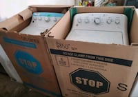 New maytag top load Washer and gas dryer set with warranty  Baltimore, 21223