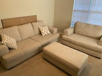Couches with ottoman  Arlington, 22206