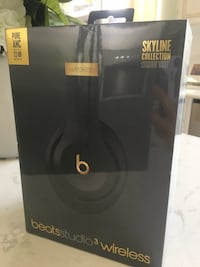 Beats studio 3 wireless headphones- skyline collection Corona, 92883