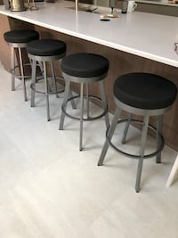 "**Brand New** Swivel Bar Stools - bar height 30 "" Oakville, L6K 2G3"