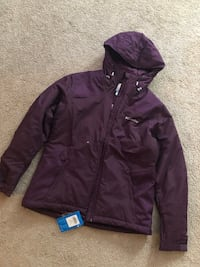 Woman's small Columbia winter coat  Edmonton, T5G 1E8