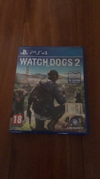 Custodia per videogiochi Watch Dogs 2 per PS4 Milano, 20121