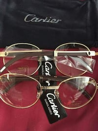 Cartier glasses 228 mi