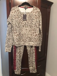 Animal print designer 2 piece or sold separately.  Vaughan, L4J 4W3