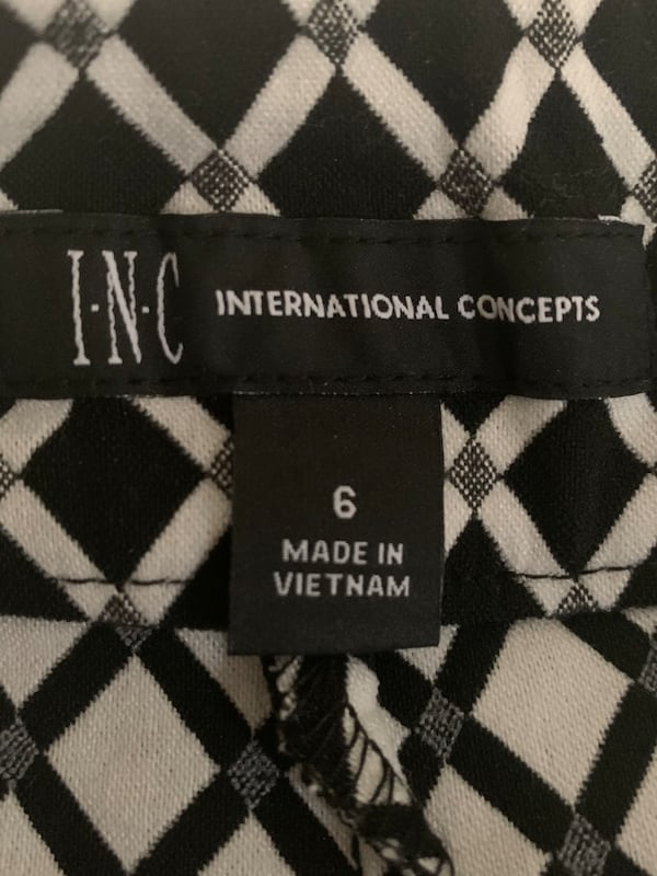 Brand new INC shorts Size 6 regular new with tags 8c962ed7-82d3-46a0-ba53-9c9c26f6a6c5