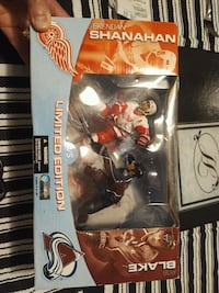 Detroit Red Wings, Colorado Avalanche figure  Windsor, N9G 2G8