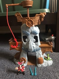 Jake and the Neverland Pirates Hook's Adventure Rock  Erie, 16504
