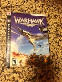WarHawk PS3 Game Westminster, 80031