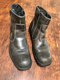 ALFANI LEATHER BOOTS Poulsbo, 98370
