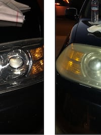 Car Headlight Restoration Henderson