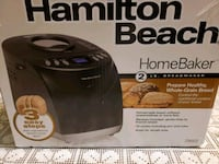Hamilton Beach bread maker Virginia Beach, 23454