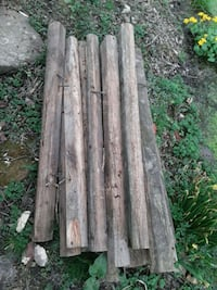Land scape timbers.   Aberdeen, 21001