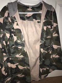 H&M Woman's army jacket