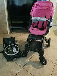Orbit Baby Infant Carseat with Adapter Adelanto, 92301
