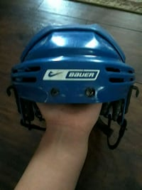Blue Bauer Hockey Helmet  Syracuse, 13209