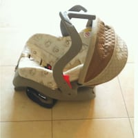 EVENFLO Nurture Infant Car Seat  1487 km