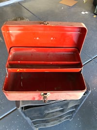 Small red tool box Chandler, 85226