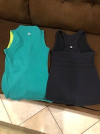 Lulu Lemon Workout Tops  Vaughan, L4L 8Z2
