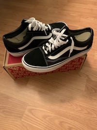 Vans size 10 *Never Worn*
