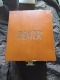 Dexter Tv Show Coaster Set