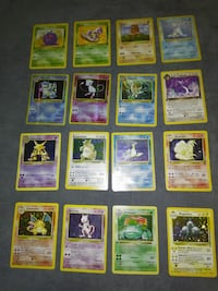 Rare pokemon cards.