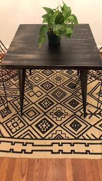 dining table - distressed metal Alexandria, 22314