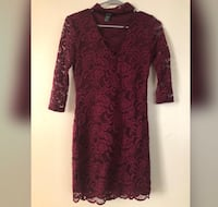 Purple lace dress Baltimore, 21224