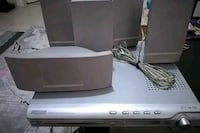 Philips HTS 3300 DVD Home Theater System