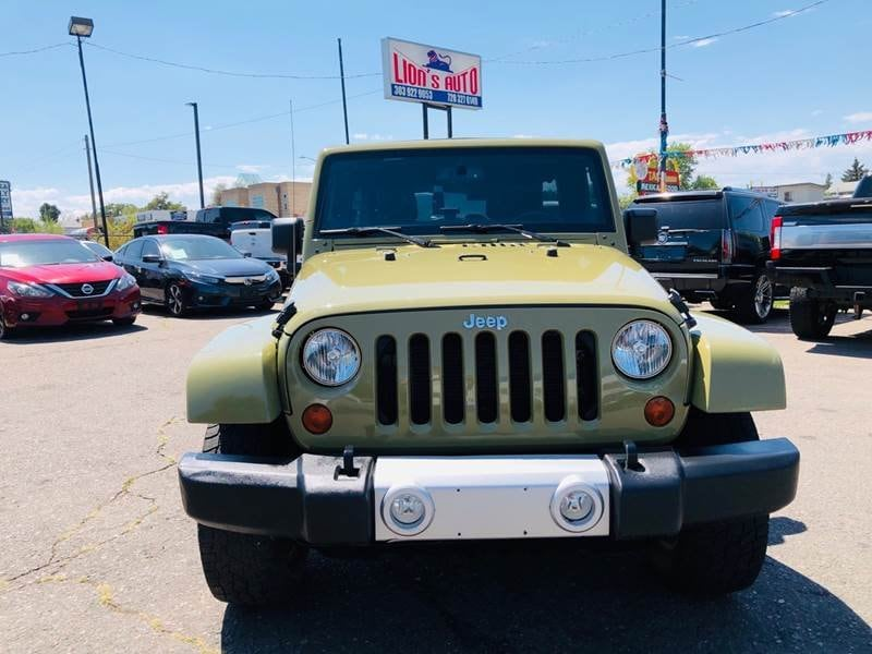 Jeep Wrangler Unlimited 2013 3