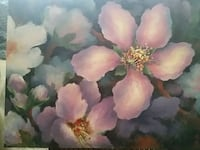 Beautiful Oil Painting - Signed Fresno, 93722