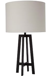 *NEW* Stone and Beam Deco Black Metal Table Lamp $70 Mississauga, L5L 1K3
