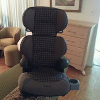 black and gray rolling armchair Los Angeles, 90016